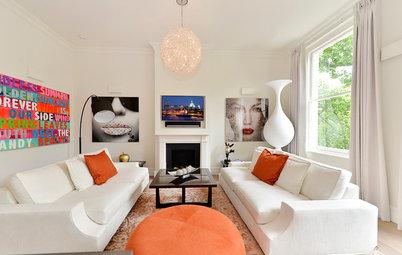 La mode inspire la déco : Zoom sur l'orange Hermès