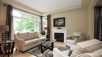 High End Property Staging -Ottawa by Capital Home Staging & Design