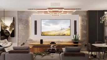 High End Residential Extensions & Full Interior Design & Refurb