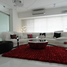 Modern Living Room by Sonali shah