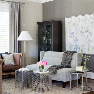 Impressive Silver Grey Living Room Ideas Creative