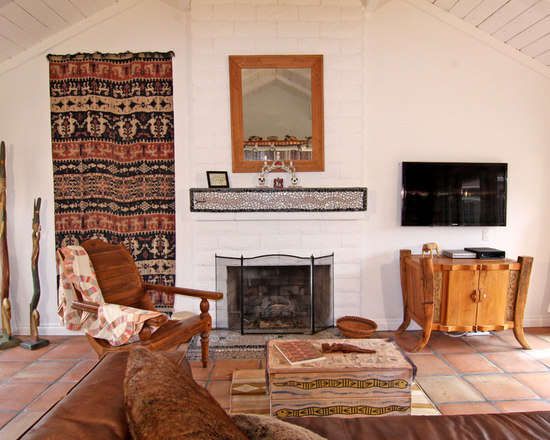 Spanish Living Room Houzz