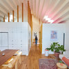 Houzz Tour: Incredibly Bright and Airy in 850 Square Feet