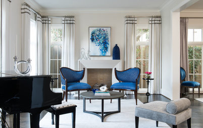 Room of the Day: Rhapsody in Blue