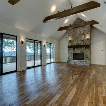 Highlands Rustic Home