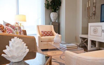 Room of the Day: Designer Outfits a Condo Top to Bottom in 5 Weeks