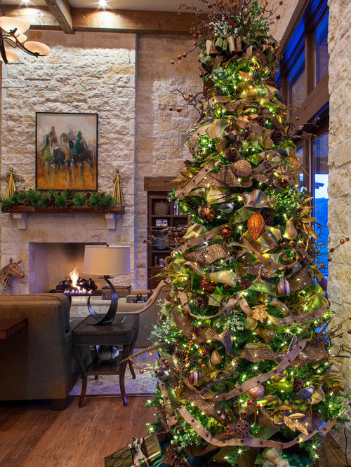 Christmas Tree Living Room christmas tree | houzz