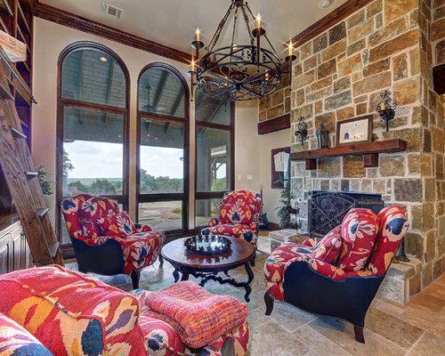 Texas Hill Country Home Living Design Ideas Renovations