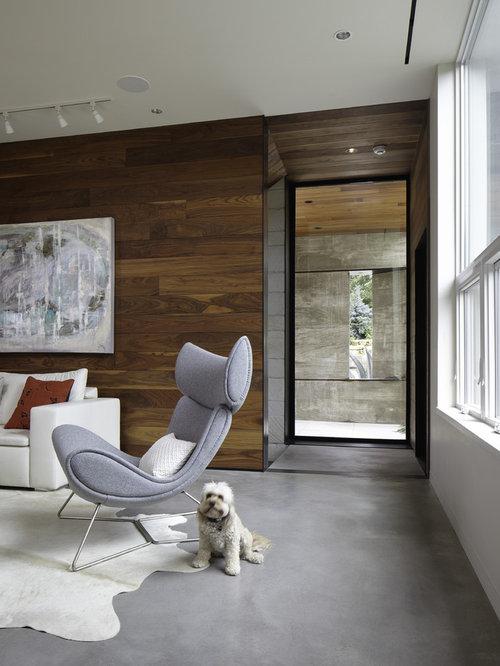 gray concrete floor photos