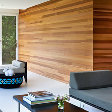 Midcentury Living Room by Jeff Jordan Architects LLC
