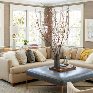 75 Beautiful Traditional Living Room Pictures & Ideas   Houzz