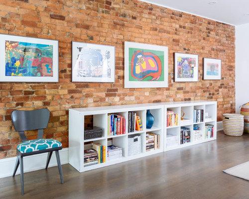 Ikea kallax houzz for Carter wells interior design agency