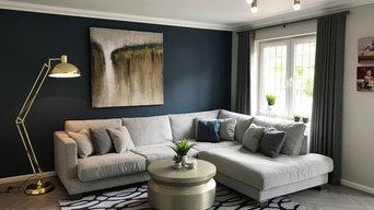 Hillpark Living / Dining Room