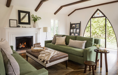 Houzz Tour: A Home's Spanish Colonial Style Gets a Rich Refresh