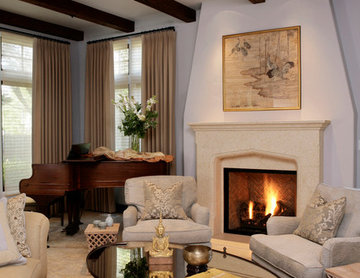 Hillsborough Living Room