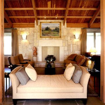 Hillside Residence Living Room