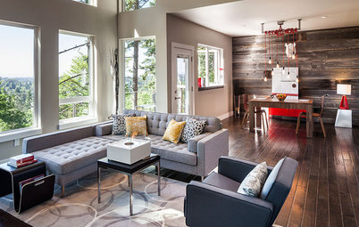 13 Tricks to Decorating a Large living Room