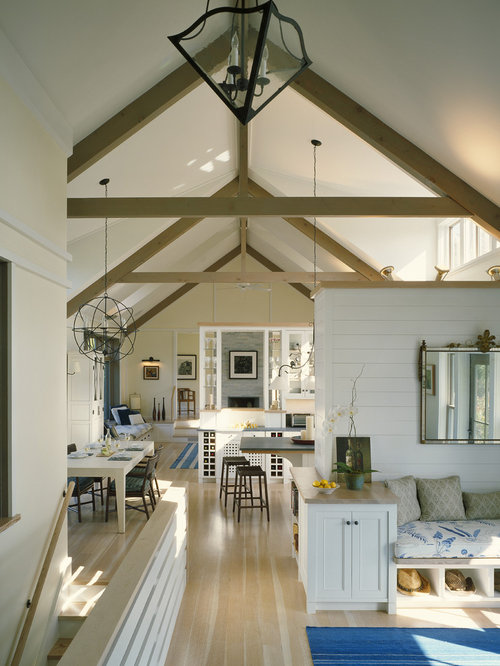 Open concept ranch home houzz for Open concept ranch homes