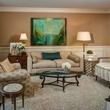 Hip, Modern Living Room