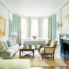Houzz Tour: Lighter, Brighter Boston Brownstone Keeps Its Charm