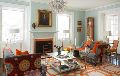 Houzz Tour: Turning Tradition on Its Head in Vermont