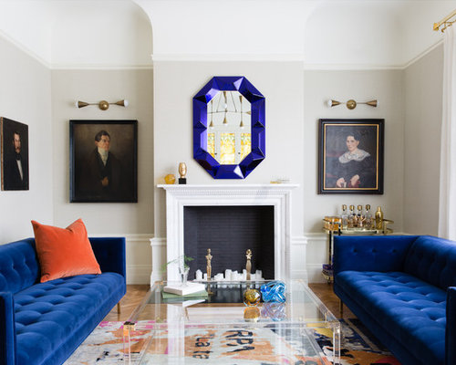 eclectic living room design ideas remodels photos houzz