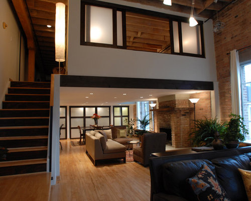close off loft houzz