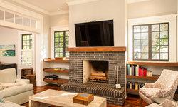 Historic Whole House Renovation - Living Room