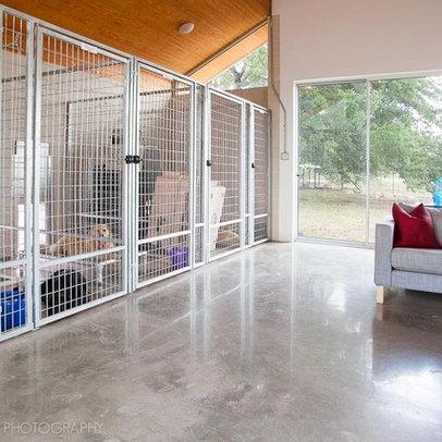 contemporary dog kennel home design photos decor ideas