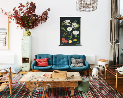 Hipster living room design ideas remodels photos houzz for Living room ideas hipster