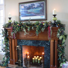 Traditional Living Room by Robin LaMonte/Rooms Revamped