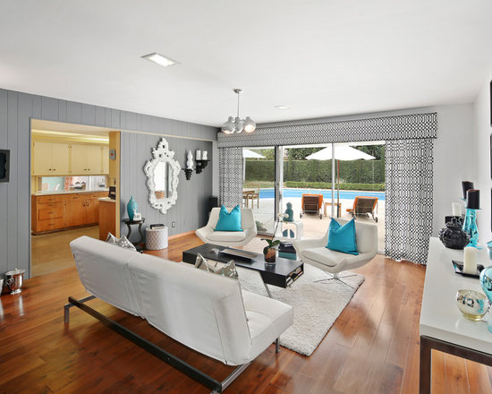 midcentury modern living room design ideas, remodels & photos | houzz