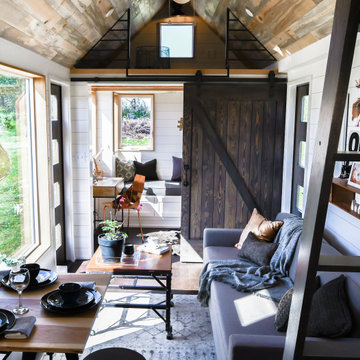 Hollywood Actor's Off Grid Tiny Home