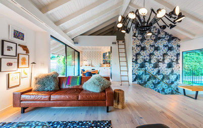 Room of the Day: More Fun for a Los Angeles Living Room