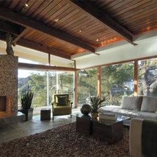 Contemporary Living Room by Wayde's Designed Living
