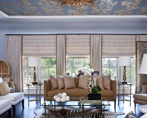 Room darkening window treatments home design ideas for Room darkening window treatments ideas