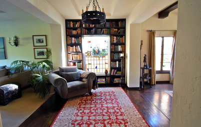 My Houzz Spanish Colonial Restoration In Hollywood