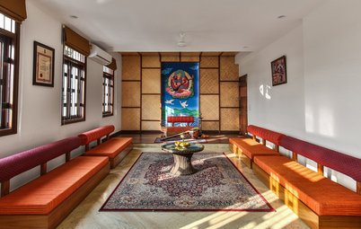 Surajkund Houzz: Sensitive Design Brings Together a Large Joint Family