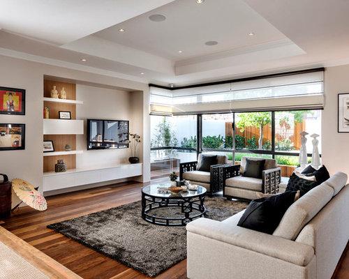 Living Room Design Idea modern furniture for small living room modern furniture for small living room home design ideas concept Asian Living Room Design Ideas Remodels Photos Houzz