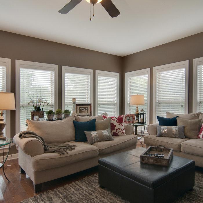 Bellevue Multiple Room Home Facelift
