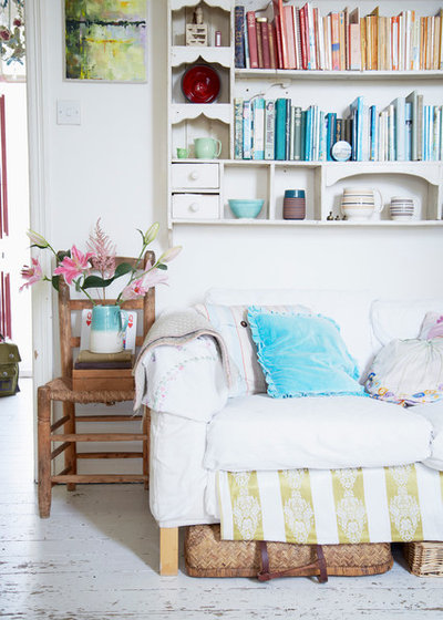 Eclectic Living Room By Joanna Thornhill Interiors Part 86