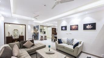 Home Interiors by The Studio, Bangalore