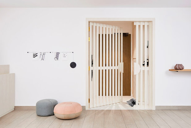 Scandinavian Living Room by Studio FortyFour