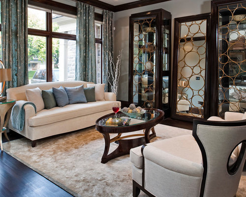 modern china cabinet houzz. Black Bedroom Furniture Sets. Home Design Ideas