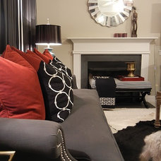 Contemporary Living Room Home Pictures