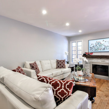 Home remodeling open space Cuportino