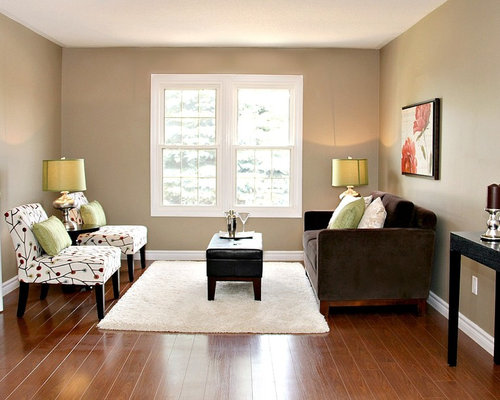 Living Room Staging Houzz