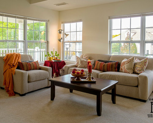 Home Staging Living Room Houzz