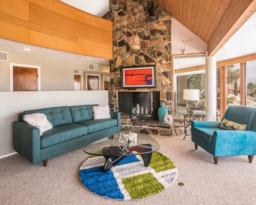 Houzz Midcentury Albuquerque Home Design Design Ideas Remodel Pictures