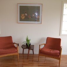 Modern Living Room by SBaird Design